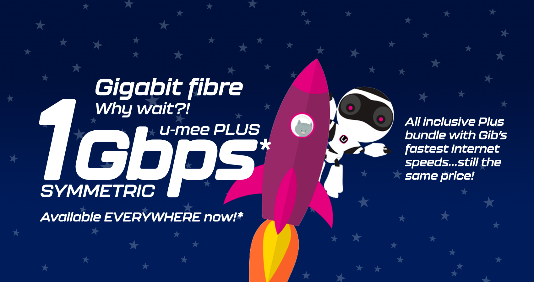 get u-mee Plus now