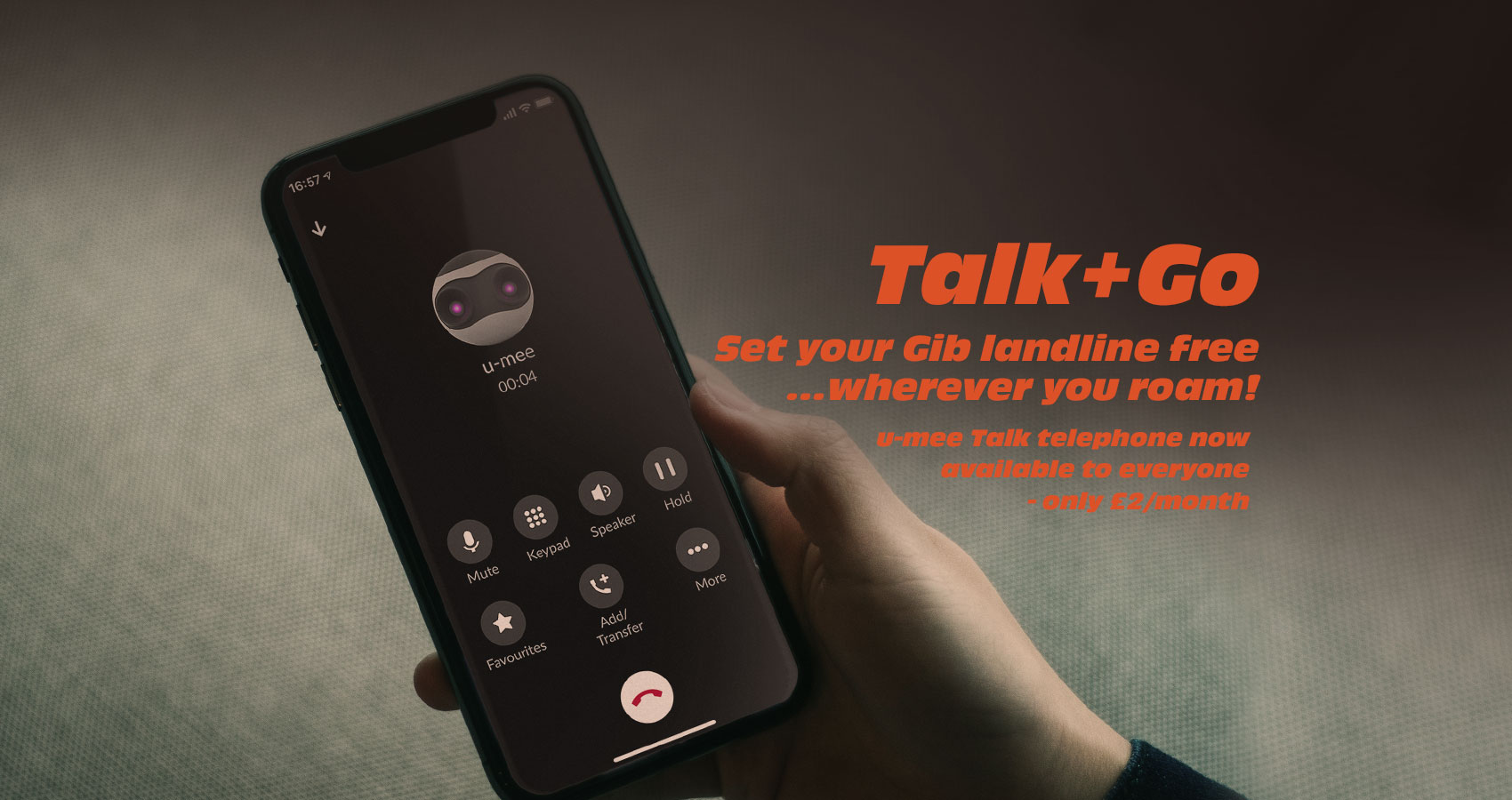 buy u-mee Talk+go now